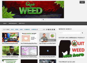 quitsmokingweedtips.com