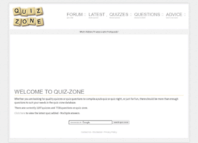 quiz-zone.co.uk