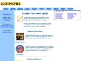 quizyourprofile.com