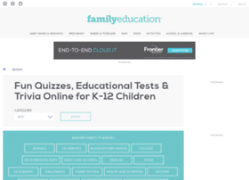 quizzes.familyeducation.com