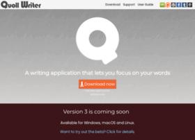 quollwriter.com