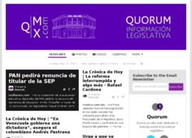 quoruminfolegislativa.com