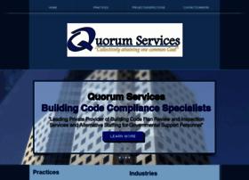 quorumservices.com