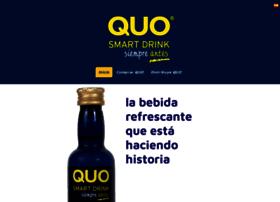 quosmartdrink.com