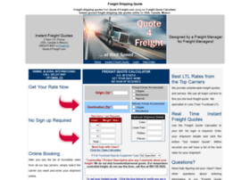 quote-4-freight.com