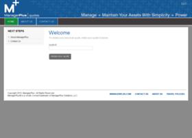 quote.managerplus.com