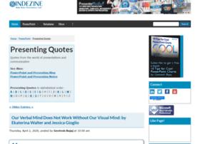 quotes.indezine.com