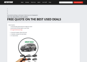 quotes.trucktrend.com