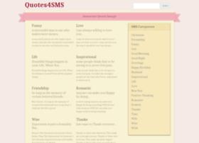 quotes4sms.com