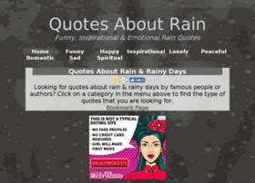 quotesaboutrain.com