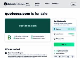 quotesea.com