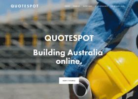 quotespot.com.au
