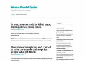 quoteswinstonchurchill.wordpress.com