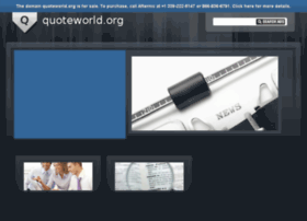 quoteworld.org