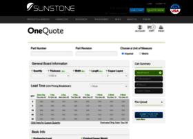 quoting.sunstone.com