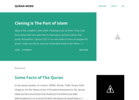 quran-word.blogspot.com