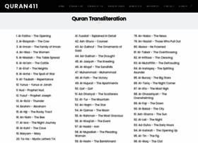 quran411.com