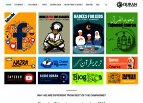 quranclassonline.com