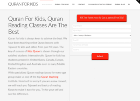 quranforkids.org