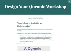 quranicworkshop.wordpress.com