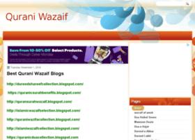 quraniwazaif.blogspot.com