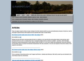 quranspotlight.wordpress.com