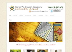 quranwasunnahacademy.com