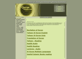 quranwebsite.com