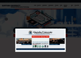 qurtuba.edu.pk