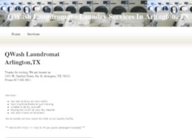 qwash-laundry.com