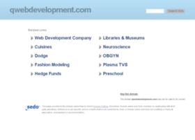qwebdevelopment.com