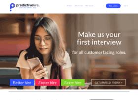 qx.predictivehire.com