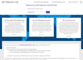 qxcall.co.uk