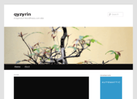 qyzyrin.wordpress.com
