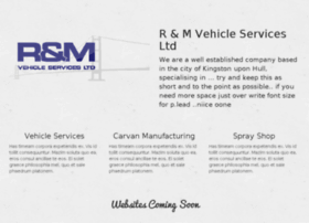 r-mvehicleservices.co.uk