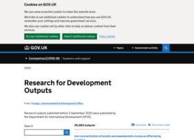 r4d.dfid.gov.uk