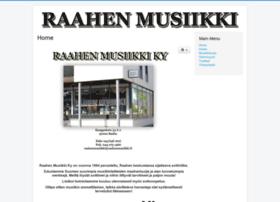 raahenmusiikki.fi