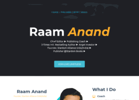 raamanand.com