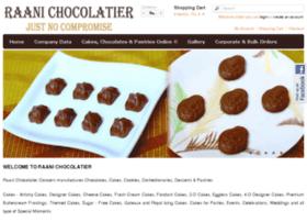 raanichocolatier.com