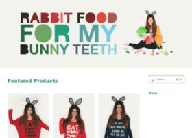 rabbitfoodformybunnyteeth.bigcartel.com