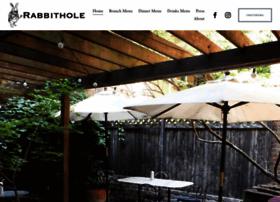 rabbitholerestaurant.com