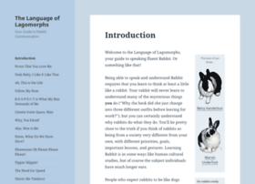 rabbitspeak.com