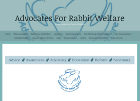 Rabbitsrequirerights.com