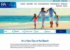 rabeachgetaways.com