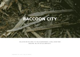 raccooncityband.com
