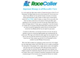 racecaller.com
