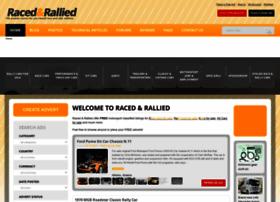 racedandrallied.com