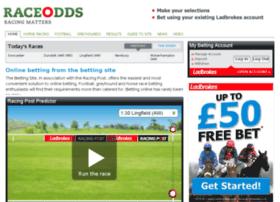 raceodds.com