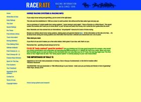 racerate.com