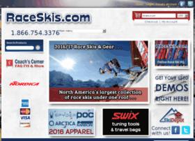 raceskis.ski-depot.com
